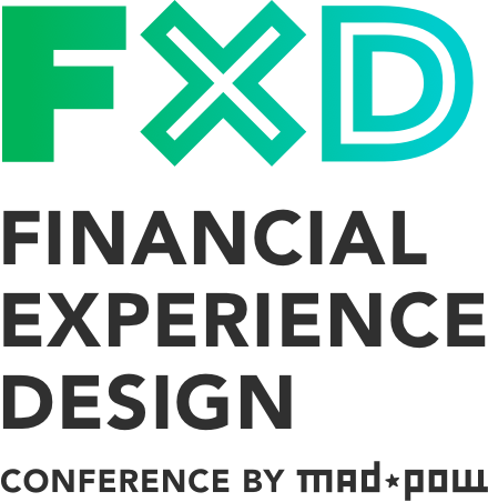 The Financial Experience Design Conference logo