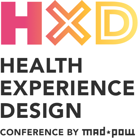 The Health Experience Design Conference logo